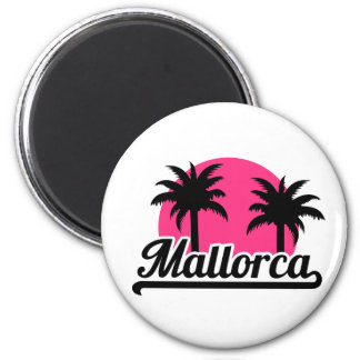 Mallorca Imán Redondo 5 Cm