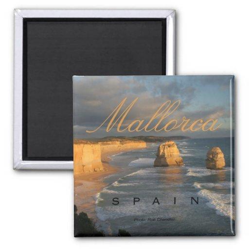 Mallorca Majorca Spain Souvenir Fridge Magnets
