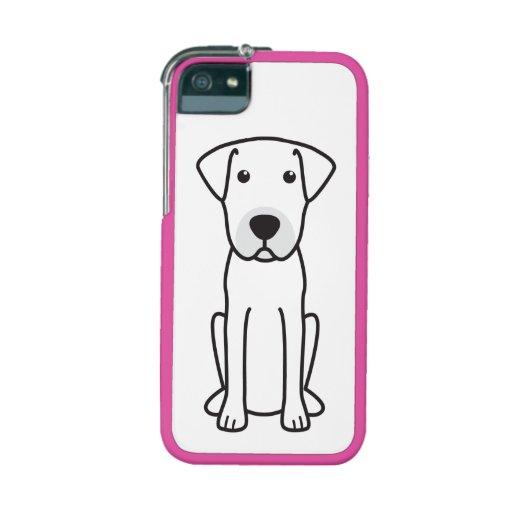 Mallorca Mastiff Dog Cartoon iPhone 5/5S Cover