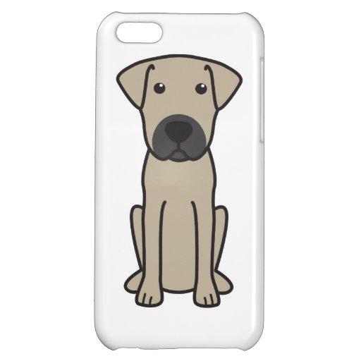 Mallorca Mastiff Dog Cartoon Case For iPhone 5C