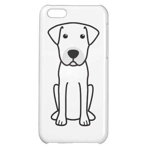 Mallorca Mastiff Dog Cartoon iPhone 5C Cases