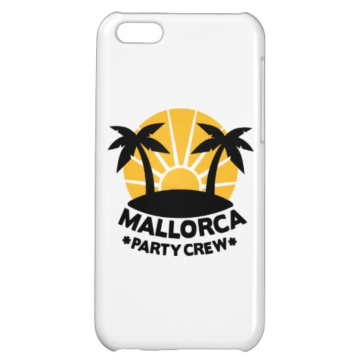 Mallorca Party Crew Case For iPhone 5C