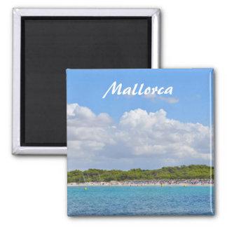Mallorca, Playa Es Trenc - imán
