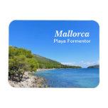 Mallorca, Playa Formentor - imán del recuerdo