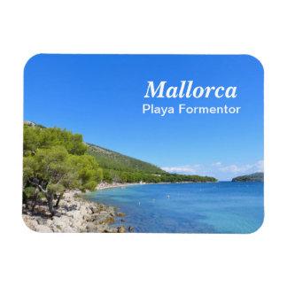 Mallorca Playa Formentor - imán del recuerdo