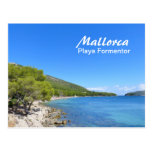 Mallorca, Playa Formentor - postal