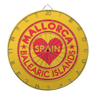 MALLORCA Spain dart board