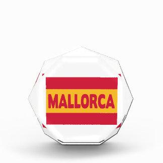 Mallorca Spain flag Awards