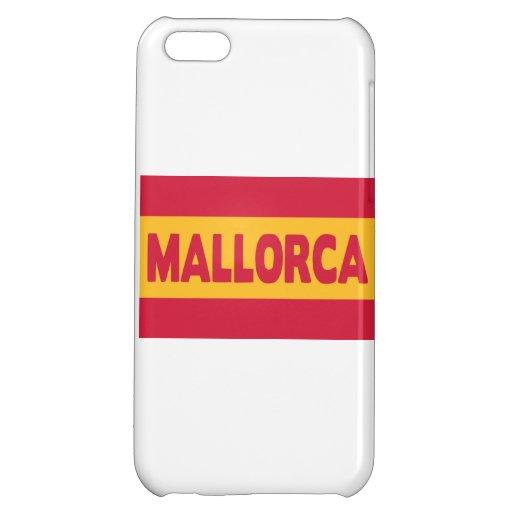 Mallorca Spain flag iPhone 5C Cover