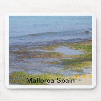 Mallorca Spain Mouse Pad