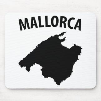 mallorca symbol mouse pad
