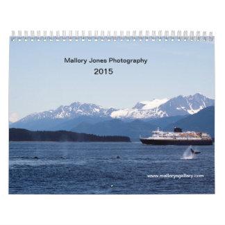Mallory Jones Photography 2015 Calendar