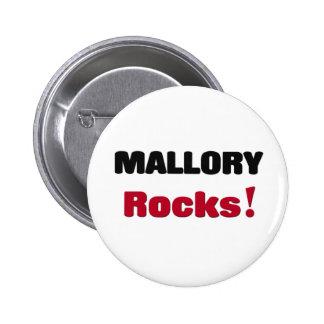 Mallory Rocks Button