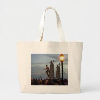Mallory Square Canvas Bag