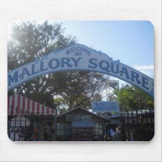 Mallory Square, Key West Mousepad