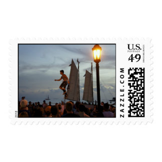 Mallory Square Postage Stamp