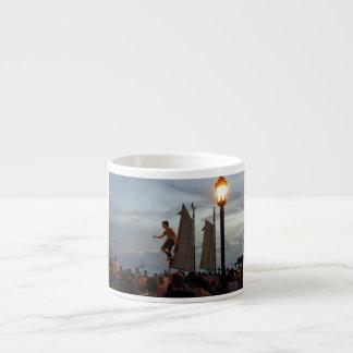 Mallory Square Espresso Mug