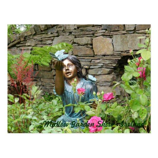 Mallow Garden Show - Ireland Postcard