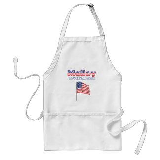 Malloy Patriotic American Flag 2010 Elections Aprons