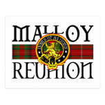 Malloy Reunion Postcard