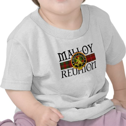 Malloy Reunion T-shirts