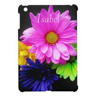 Malmequeres neon capa mini para ipad iPad mini cases