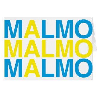 MALMO CARD