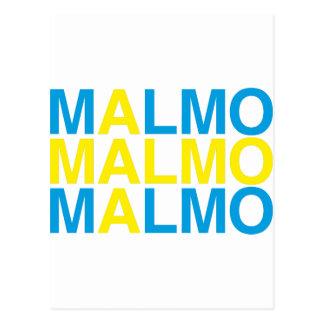 MALMO POST CARD