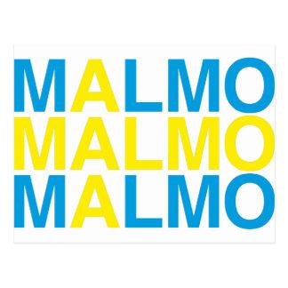MALMO POSTCARD