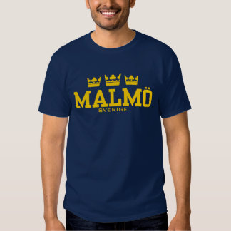 Malmo! Sverige Camisas