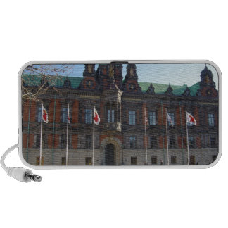 Malmö Sweden - City Hall Travelling Speaker