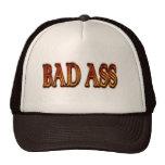 malo al diseño divertido del gorra del gorra del
