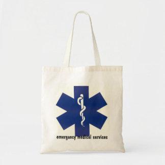 malo de los primeros auxilios de los servicios méd bolsa