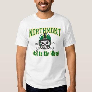 ¡Malo de Northmont al hueso! Remera
