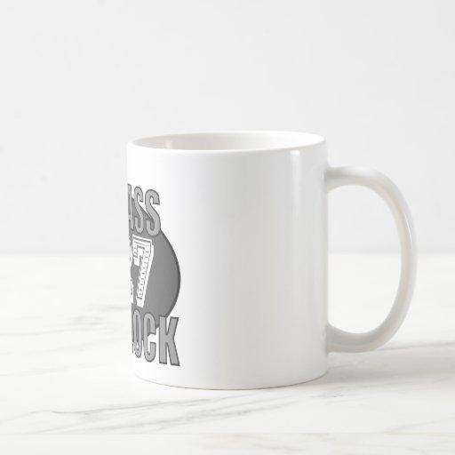 malo grande 427 del bloque tazas de café