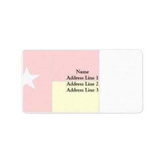 Malo Les Bains bandera de Nord-Francia, Francia Etiquetas De Dirección