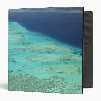 Malolo Barrier Reef off Malolo Island, Fiji 2 3 Ring Binders
