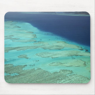 Malolo Barrier Reef off Malolo Island, Fiji 2 Mouse Pads