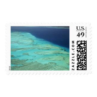 Malolo Barrier Reef off Malolo Island, Fiji 2 Postage