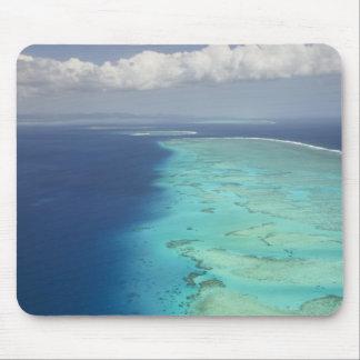 Malolo Barrier Reef off Malolo Island, Fiji Mouse Pad