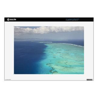 "Malolo Barrier Reef off Malolo Island, Fiji Skins For 15"" Laptops"
