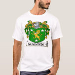 Malone Coat of Arms T-Shirt