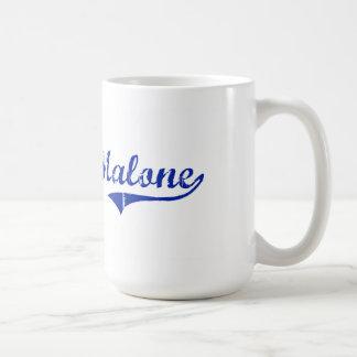 Malone Florida Classic Design Coffee Mug