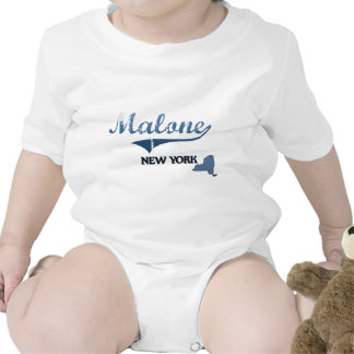 Malone New York City Classic T-shirt