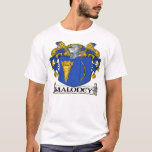 Maloney Coat of Arms T-Shirt