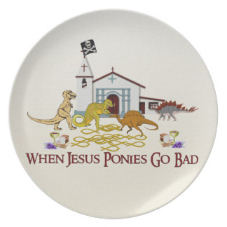 Malos potros de Jesús Plato Para Fiesta
