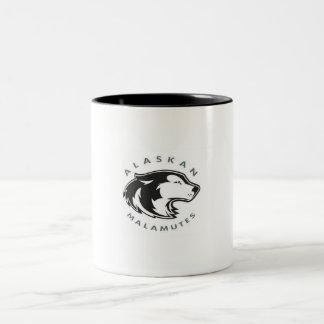 Mals_blck Two-Tone Coffee Mug