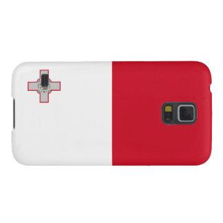 Malta - bandera maltesa funda de galaxy s5