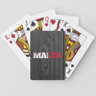 Malta Cartas De Juego