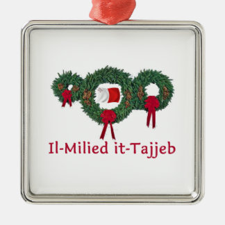 Malta Christmas 2 Christmas Tree Ornaments